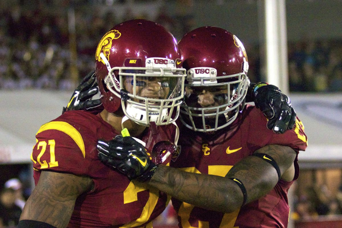 Su'a Cravens was great this weekend, but not the Top Titan of Troy.