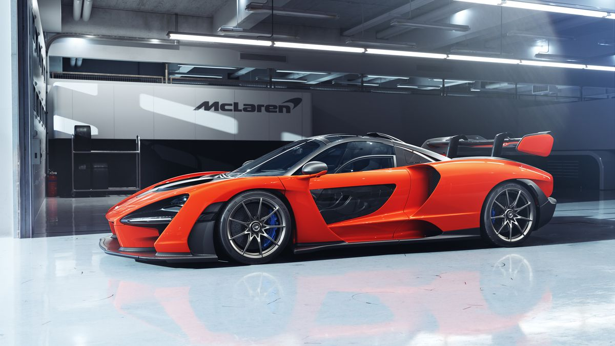 McLaren's new million-dollar hypercar looks like a giant Matchbox ...