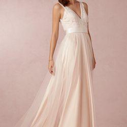 """<a href=""""http://www.bhldn.com/shop-the-bride-wedding-dresses/tamsin-gown/productoptionids/fbcaeb8b-b90b-4e9a-9313-32da085940dd"""">Tamsin Gown</a>, $1,600"""