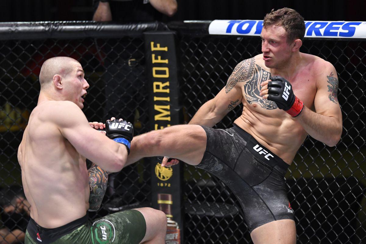 UFC Fight Night: Hermansson v Vettori