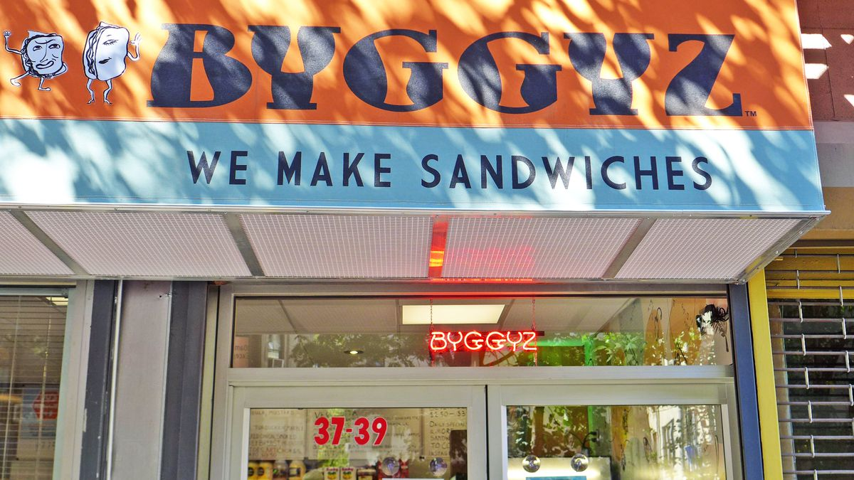 What to Order at Byggyz, NYC\'s Quirky New Sandwich Shop - Eater NY