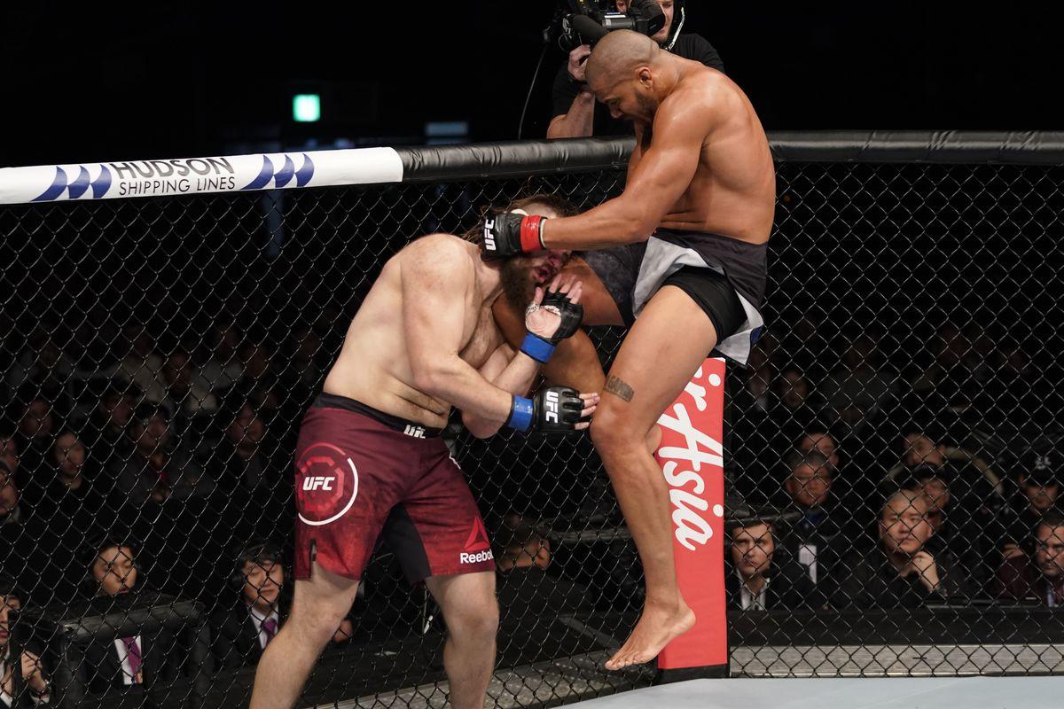 UFC Fight Night: Gane v Boser