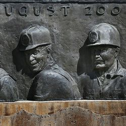 Coal miners' memorial rises from tragedy, honor and