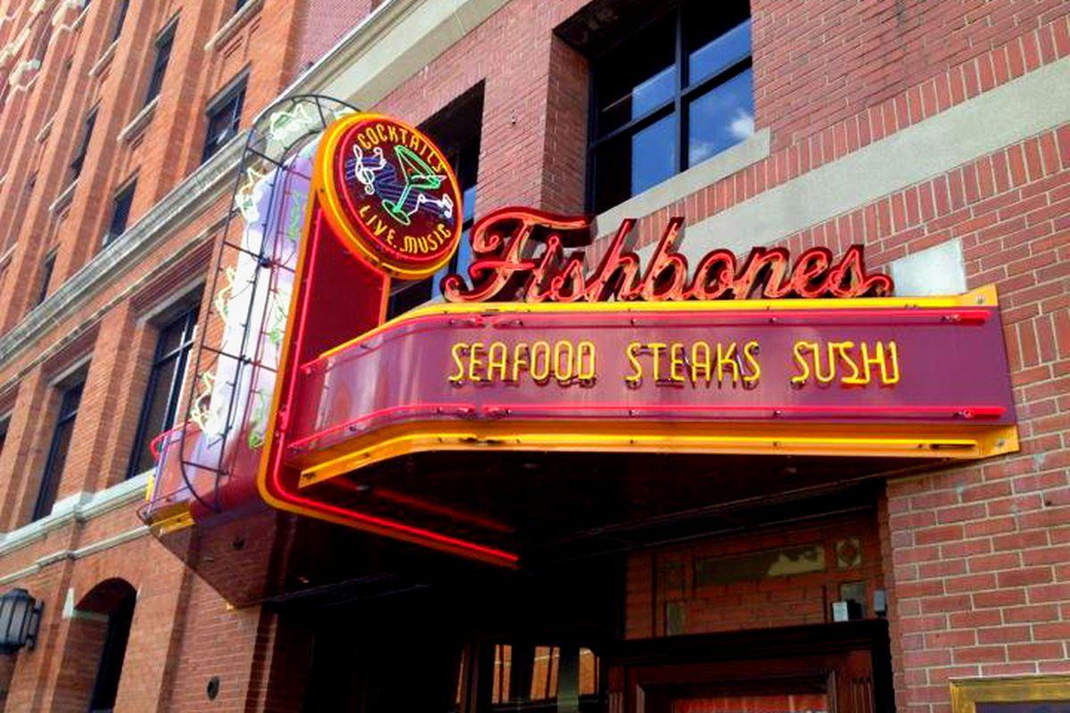 Fishbones.