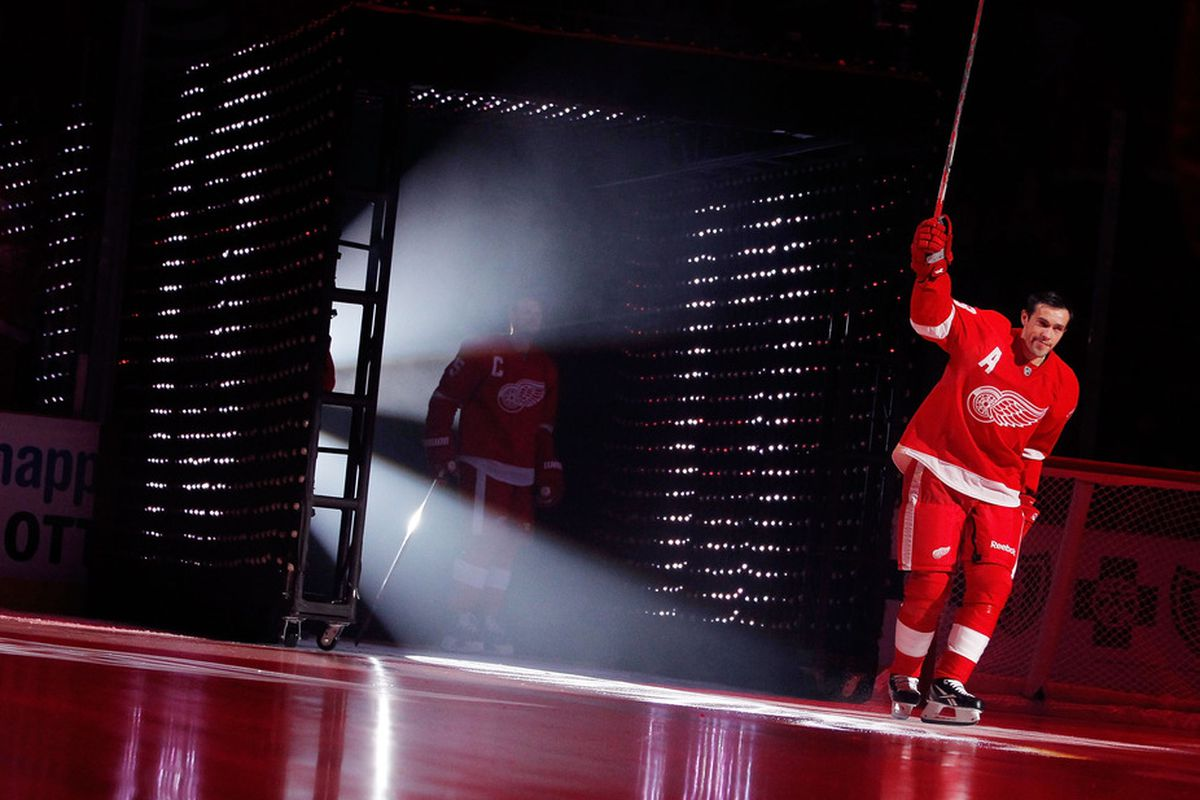 Pavel Datsyuk Cites Anti Gay Religion When Asked About Gay Rights