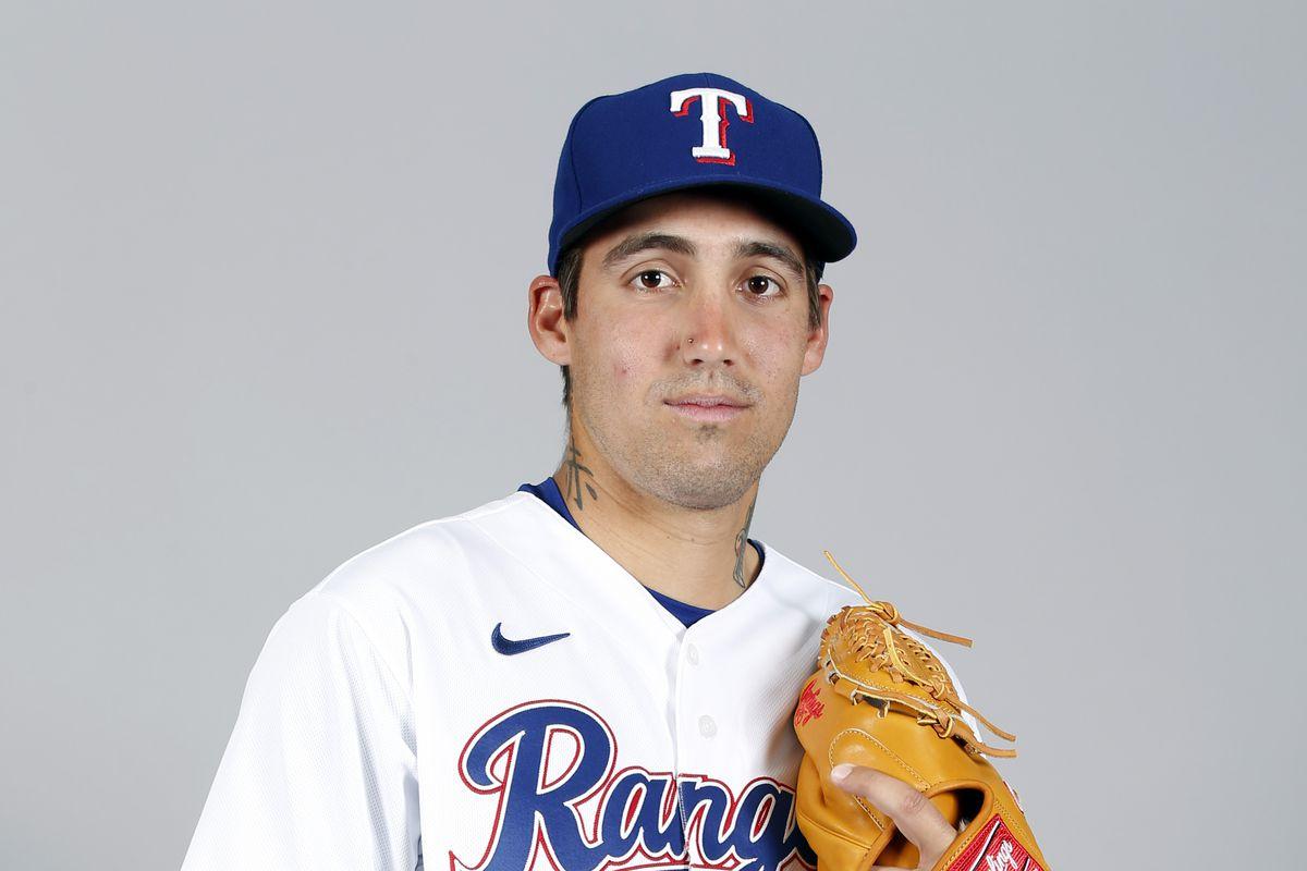 2021 Texas Rangers Photo Day