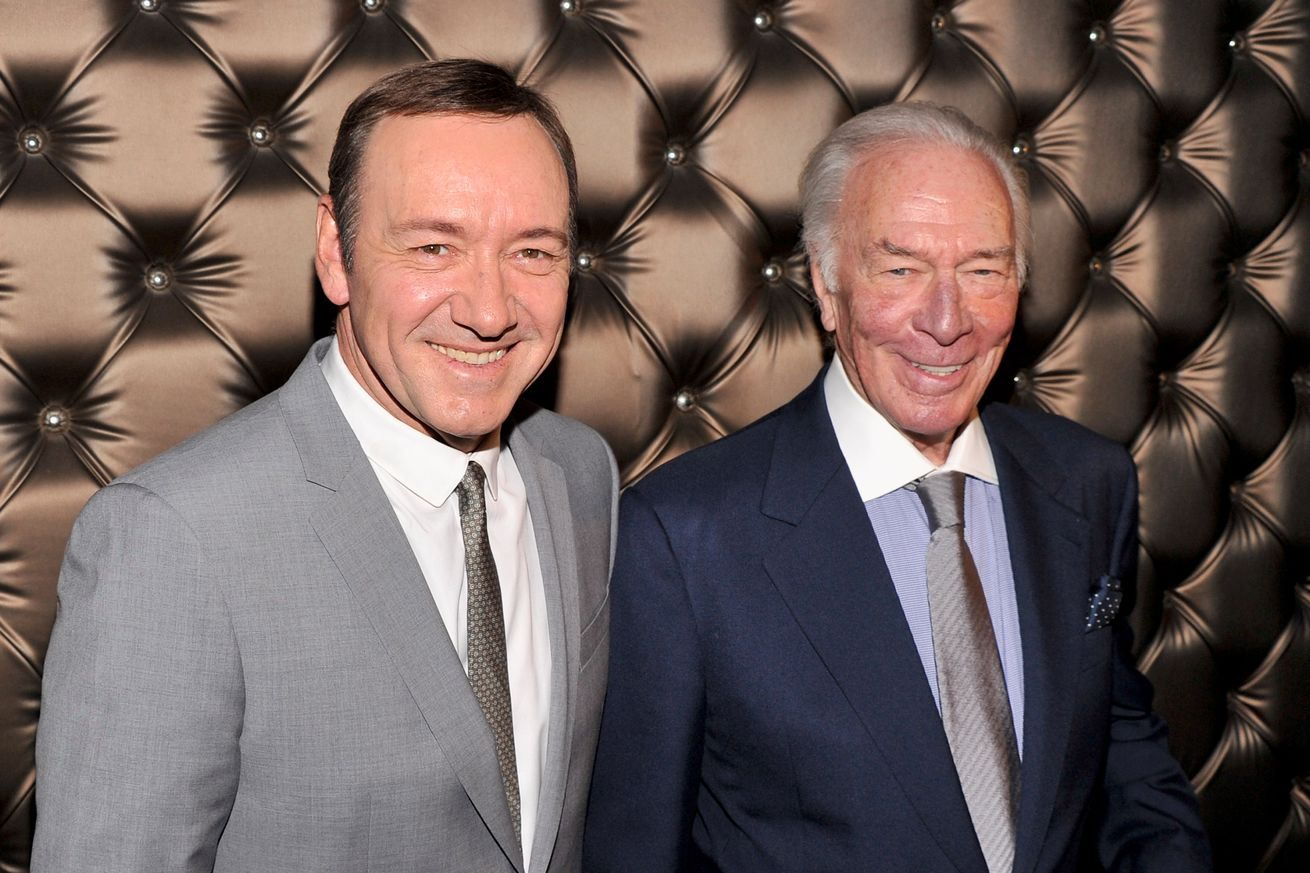 kevin spacey replaced by christopher plummer in ridley scott s j paul getty thriller