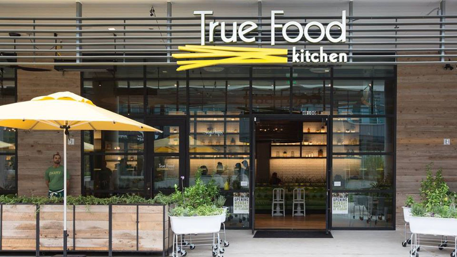 True Kitchen Atlanta Menu