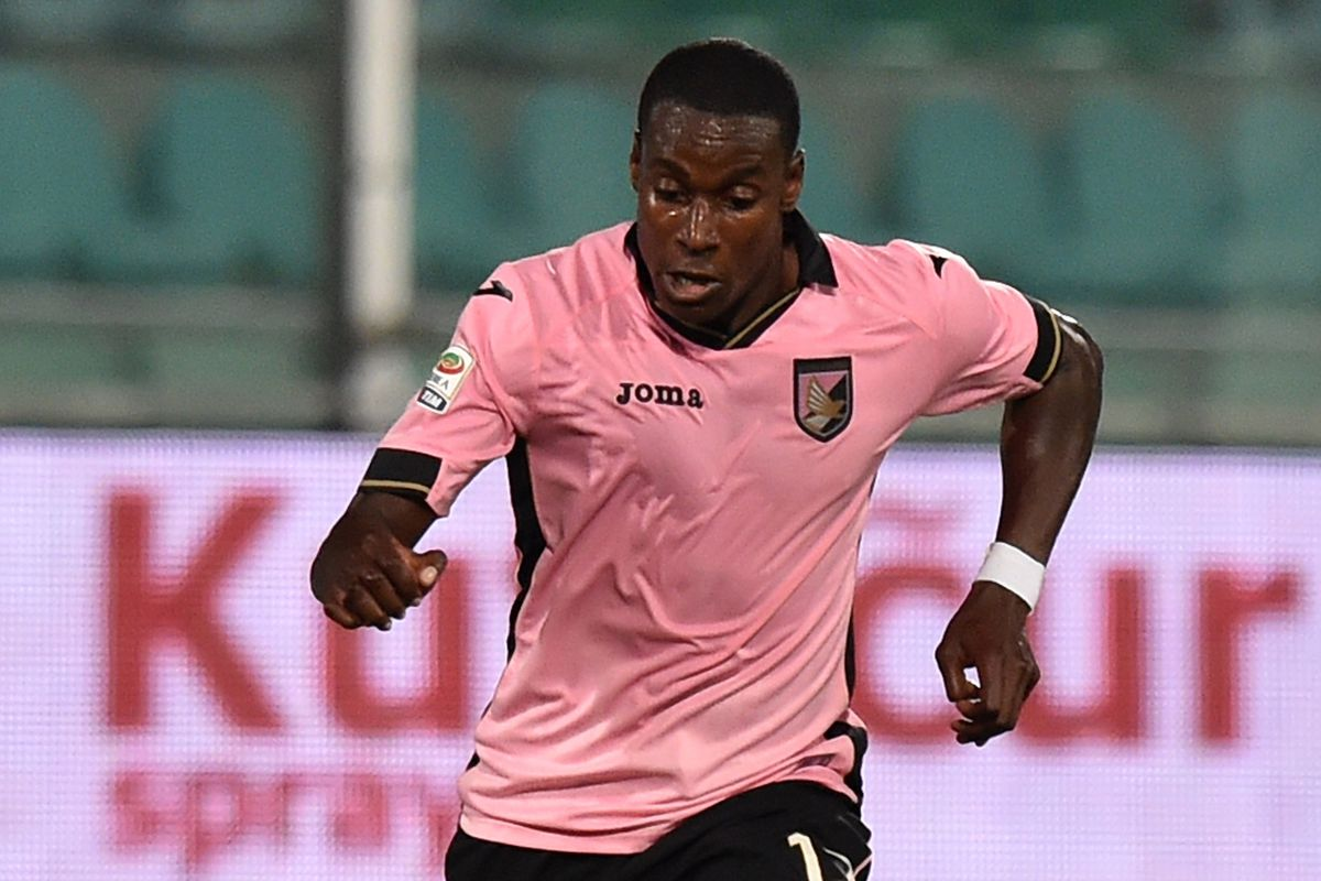 Granddi Ngoyi, a midfielder, recently joined Leeds United on a loan deal from Palermo.