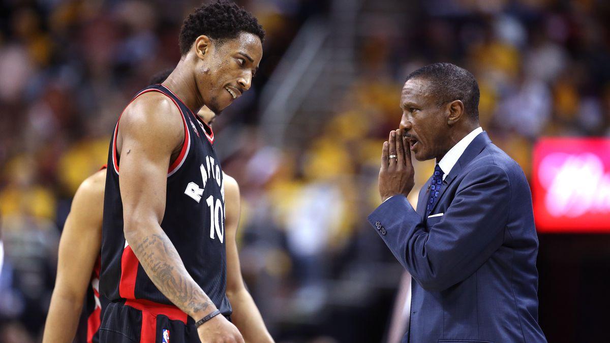 Toronto Raptors v Cleveland Cavaliers - Game One