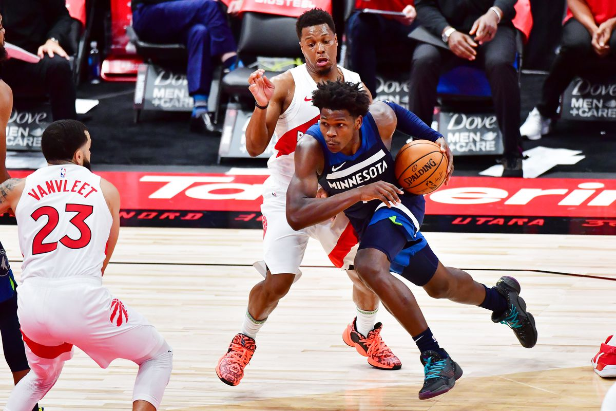 Minnesota Timberwolves v Toronto Raptors