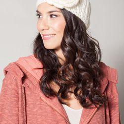 """<b>Flock</b> Flapper Headscarf, <a href=""""http://www.flockboston.com/flapper-headscarf.html"""">$28</a>"""