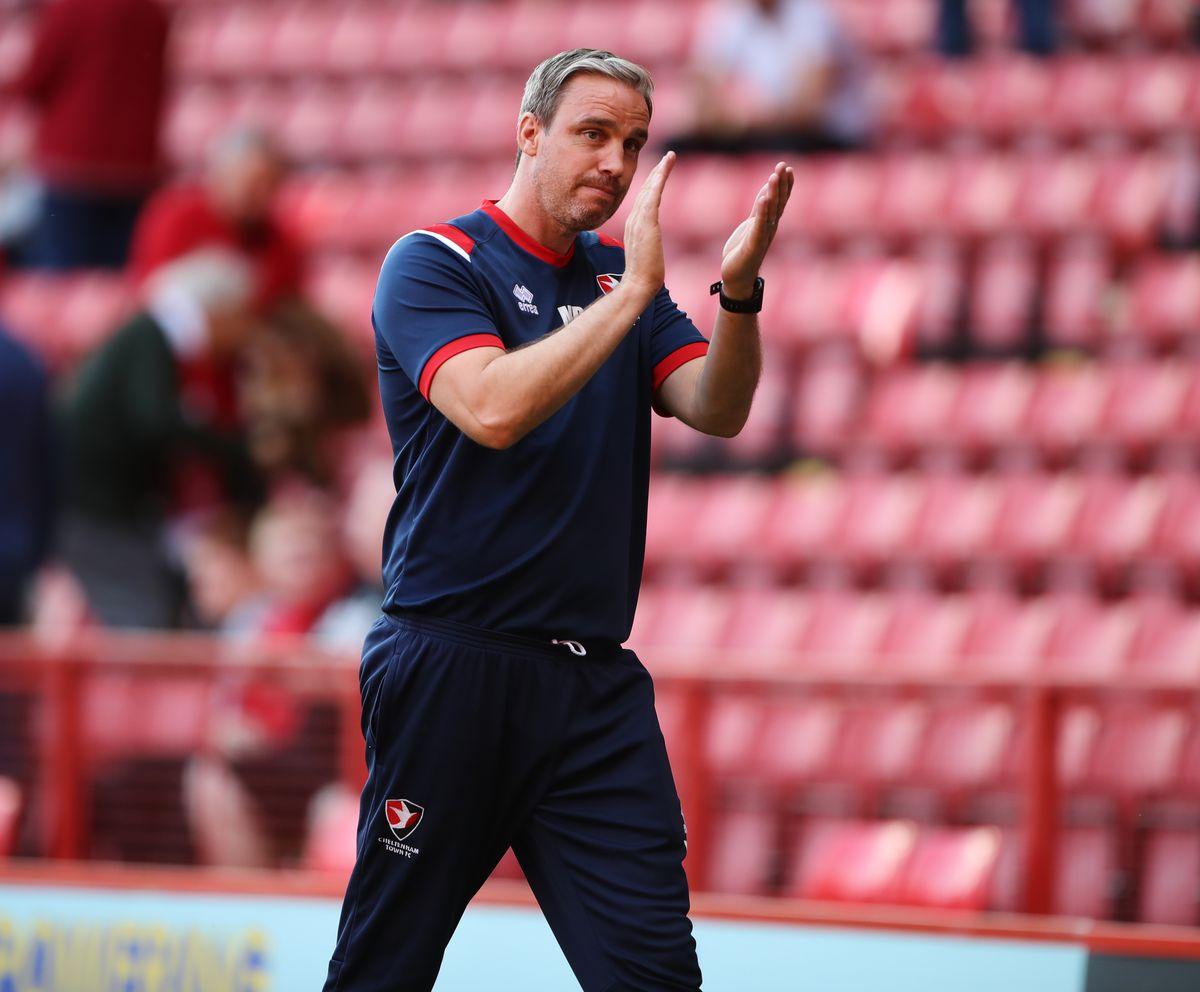 Charlton Athletic v Cheltenham Town - Sky Bet League One