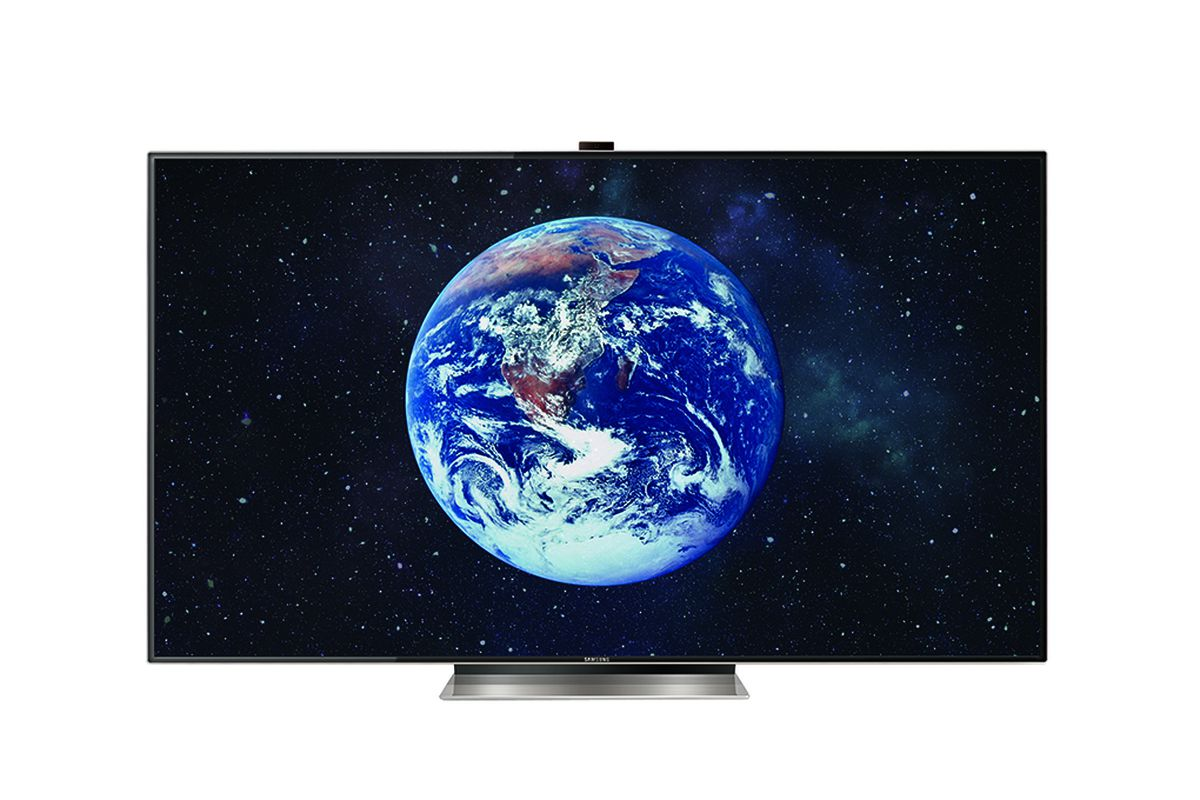 Samsung ES9000 smart tv press