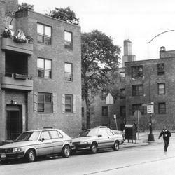 The Little Italy neighborhood. | Sun-Times Archives