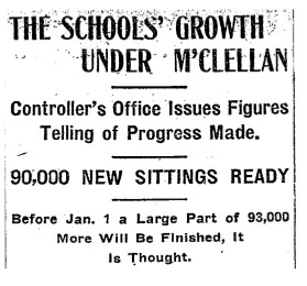 New York Times, Oct. 29, 1905