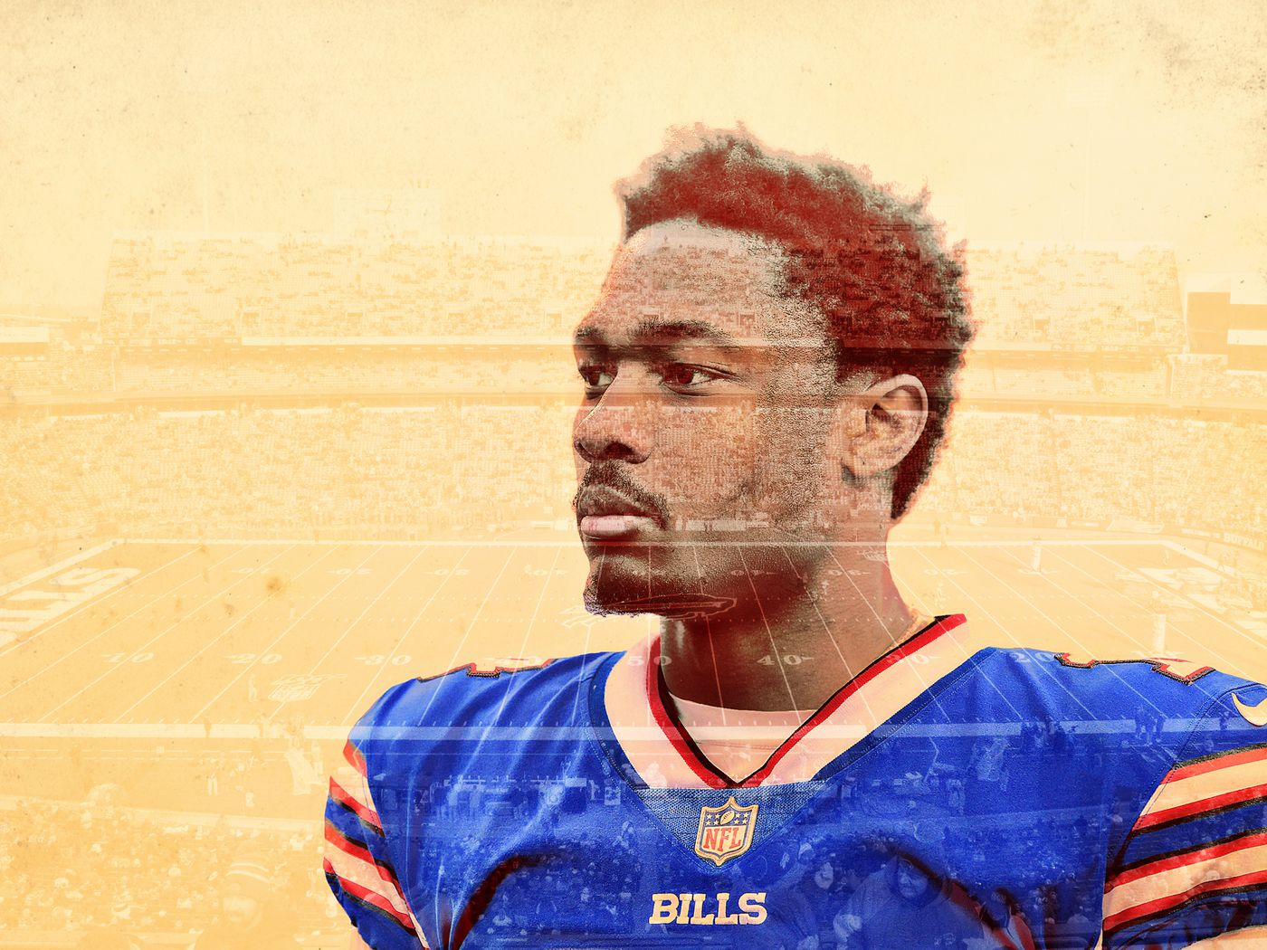 Can Stefon Diggs Emerge As A Superstar In Buffalo The Ringer
