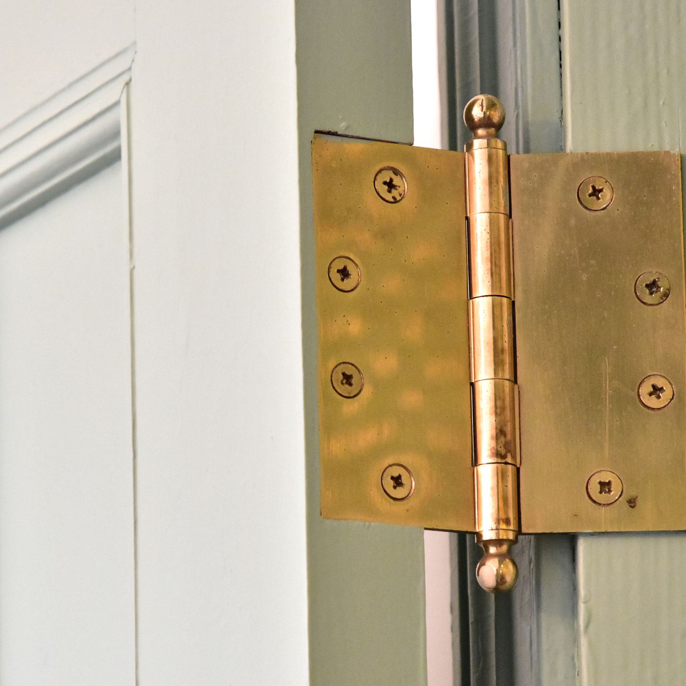 How To Fix Loose Door Hinges With Stripped Screws This Old House