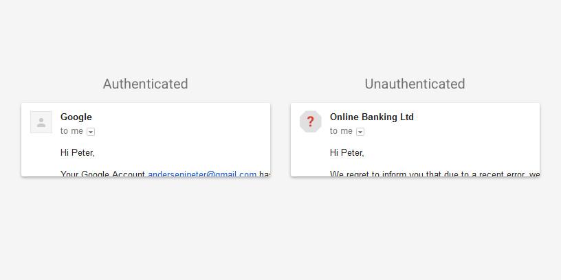 gmail flagging accounts
