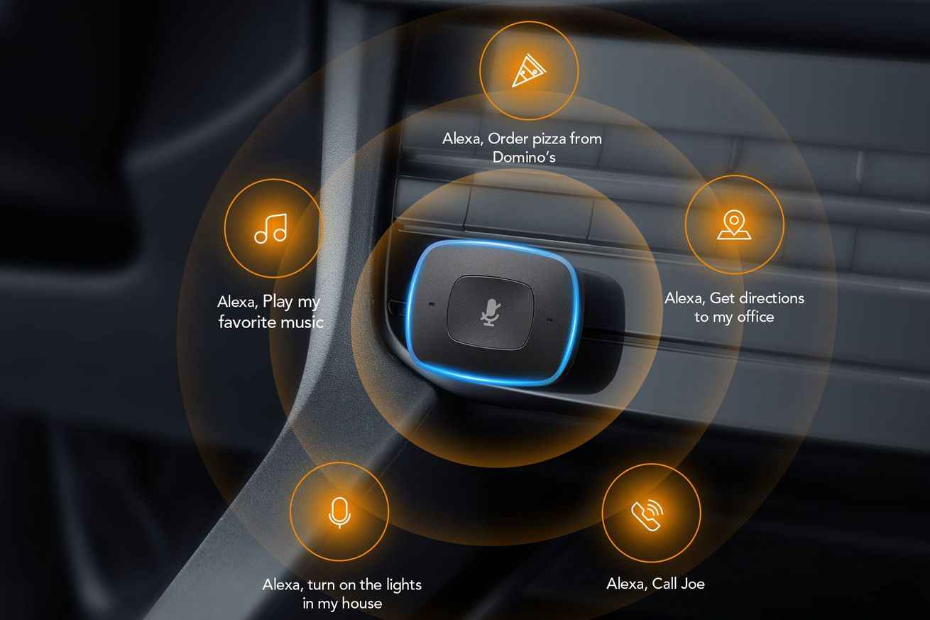 anker steps up its car game with the alexa enabled roav viva