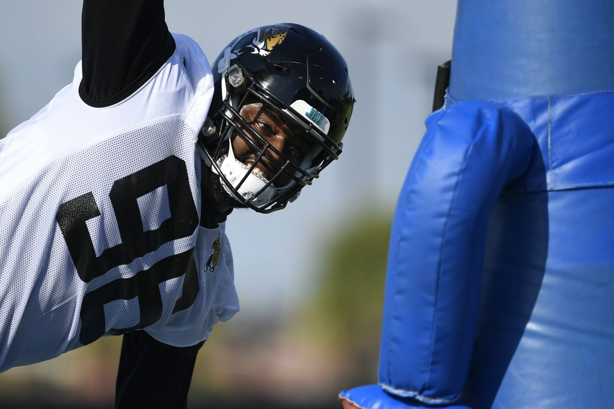 Jacksonville Jaguars cuts 2019: Projecting the final roster - Big ...
