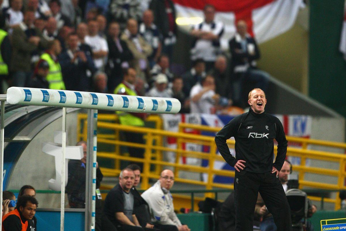 Sporting Lisbon v Bolton Wanderers - UEFA Cup