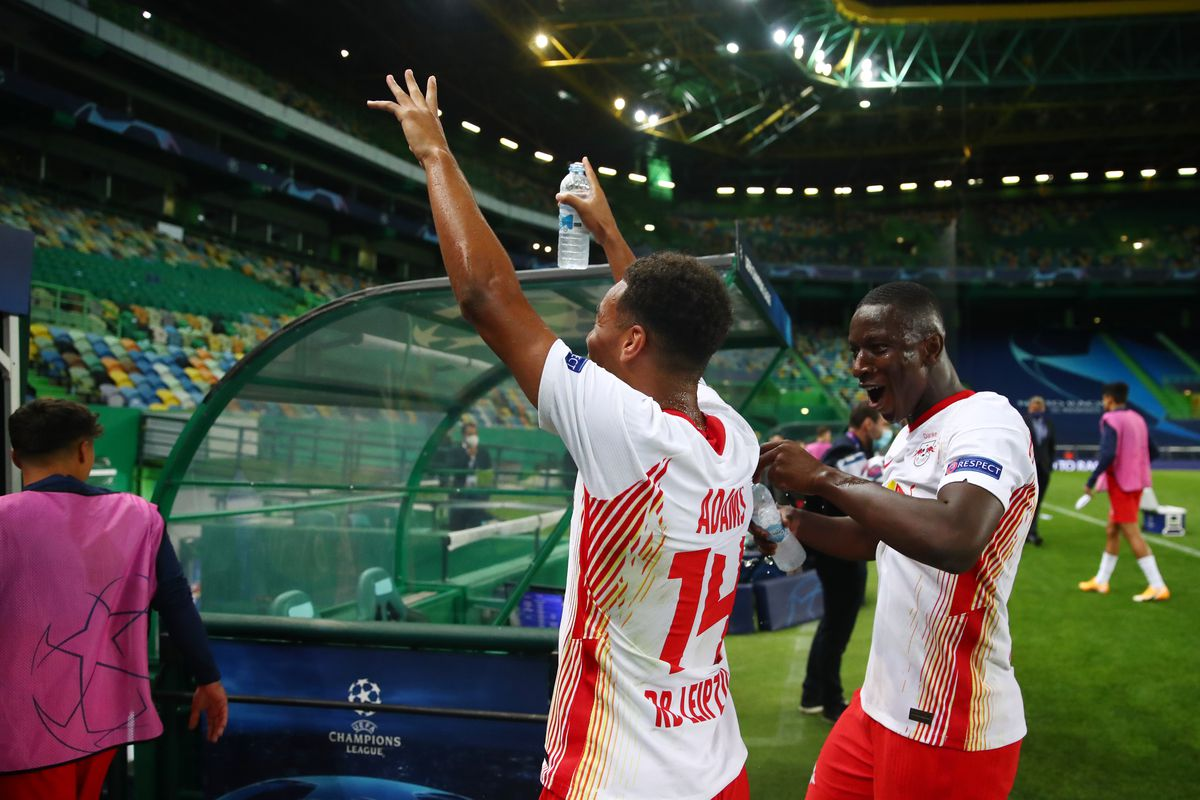 RB Leipzig v Club Atletico de Madrid - UEFA Champions League Quarter Final