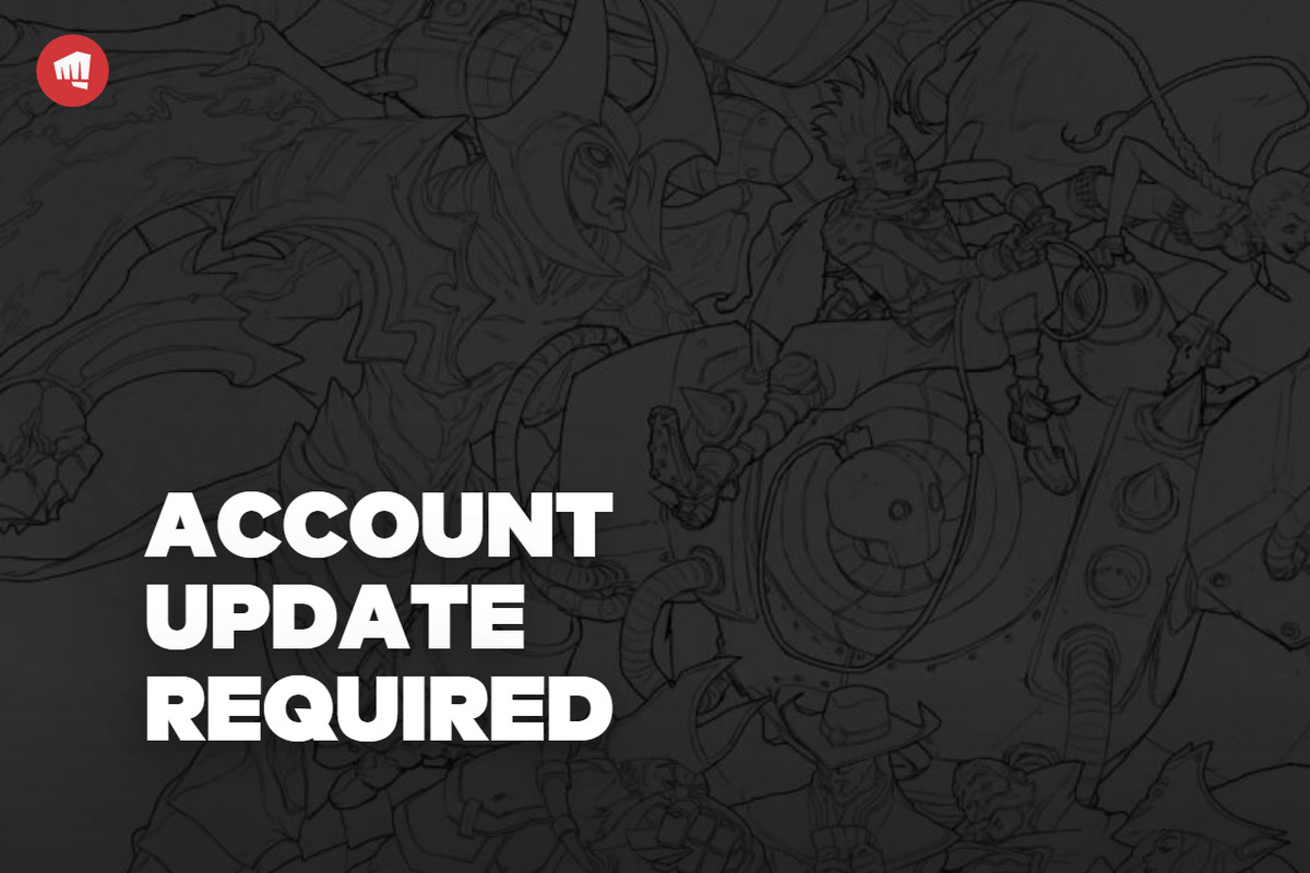 What You Need To Know About Changing Your Riot Games Account