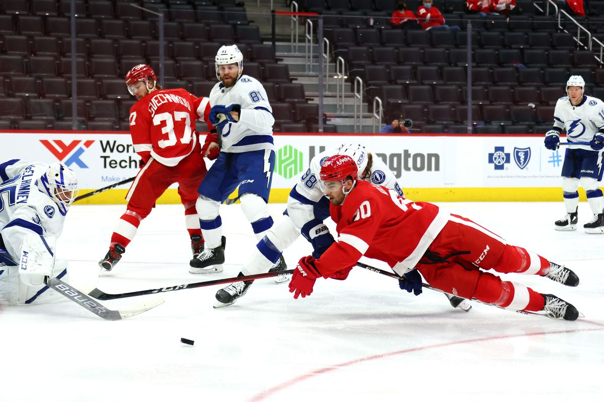 Wings beat Bolts 1-0 in 8 round shootout at the 0G Corral - Winging It In  Motown