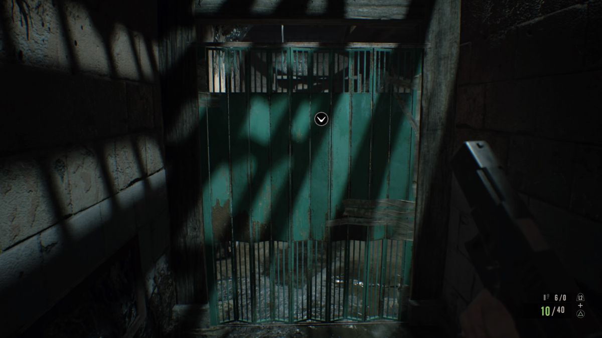 Resident Evil 7 guide and walkthrough 2-3 Jack's back and the