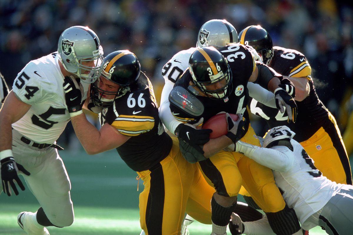 Raiders v Steelers