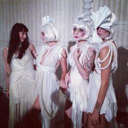 "<span class=""credit"">Kittinhawk's Allysun Maria Dutra with her designs. [Photo <a href=""http://instagram.com/p/fZIc91iEns/"">via</a>]</span>"