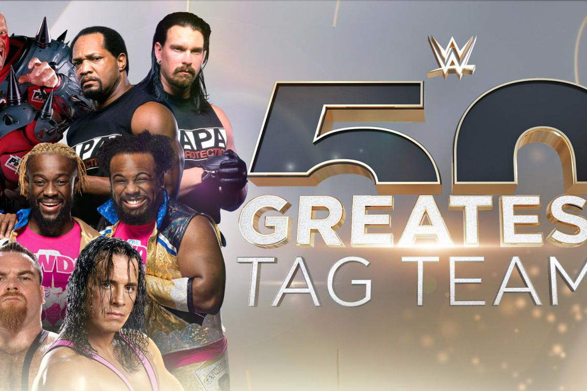 The New Day Tops WWE 50 Greatest Tag Teams' List 36