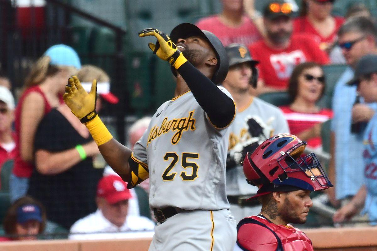 MLB: JUN 27 Pirates at Cardinals