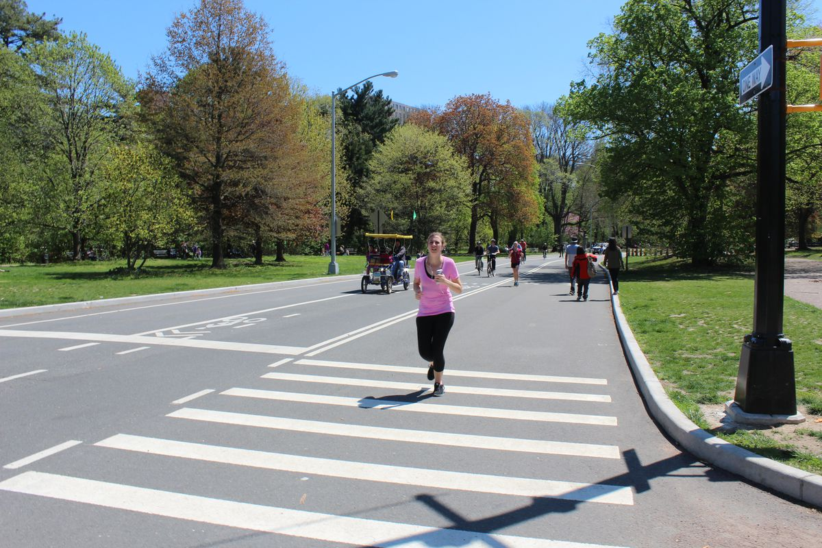 Prospect Park will become permanently vehicle free