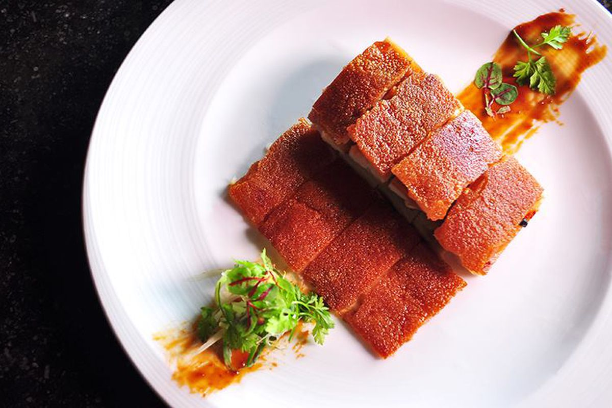 Cantonese restaurant Le Palais is the city s first to earn three stars f5104c7b7b62