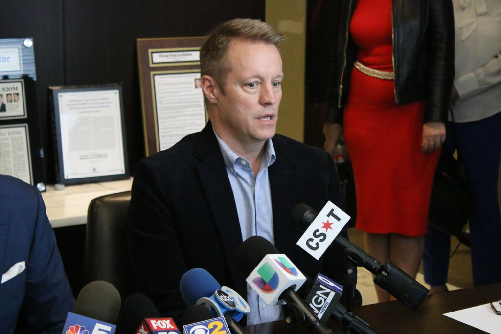 """John Sherwood: """"I am happy this is finally moving forward. I'm wondering why it took seven months to move forward with the investigation."""" 