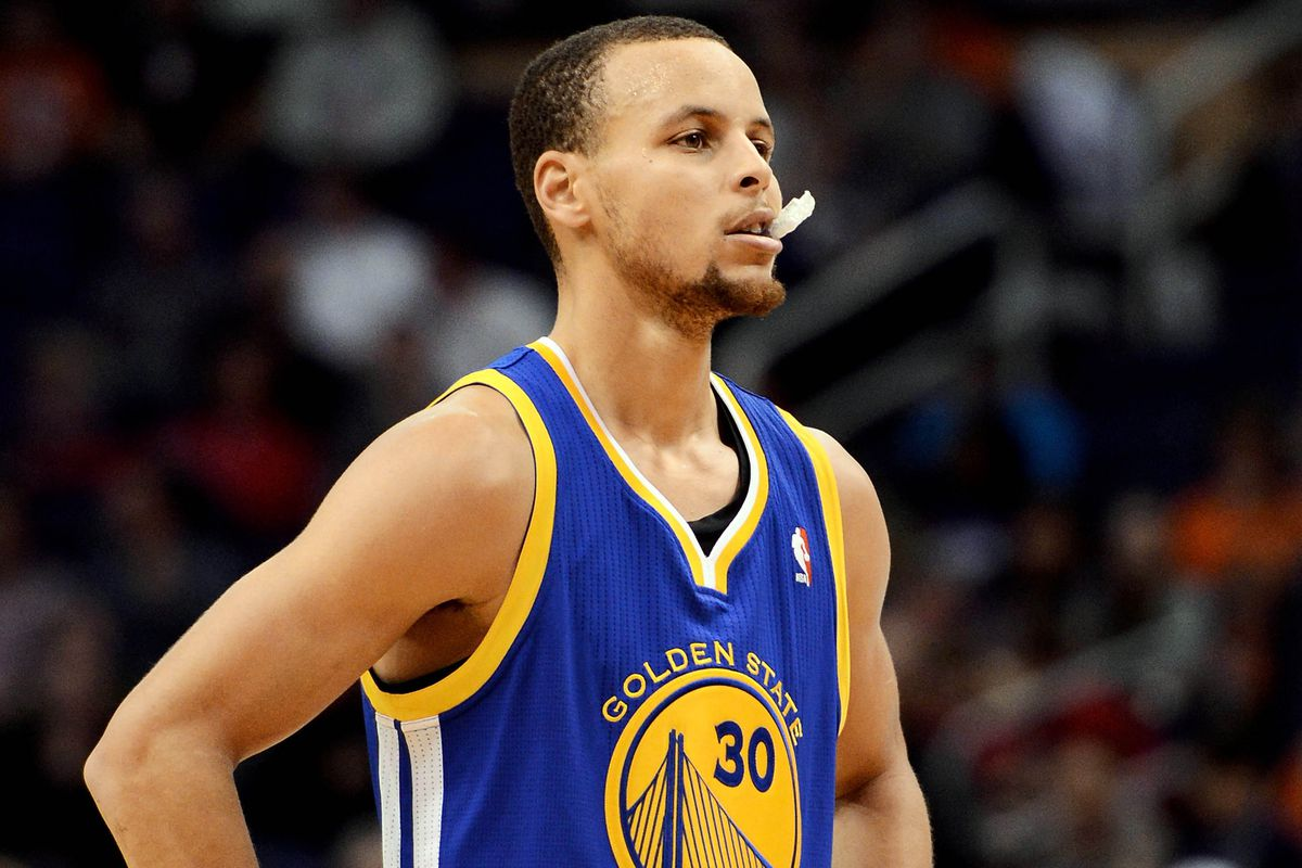 It's been all Steph Curry recently for Golden State. Can anyone else step up?