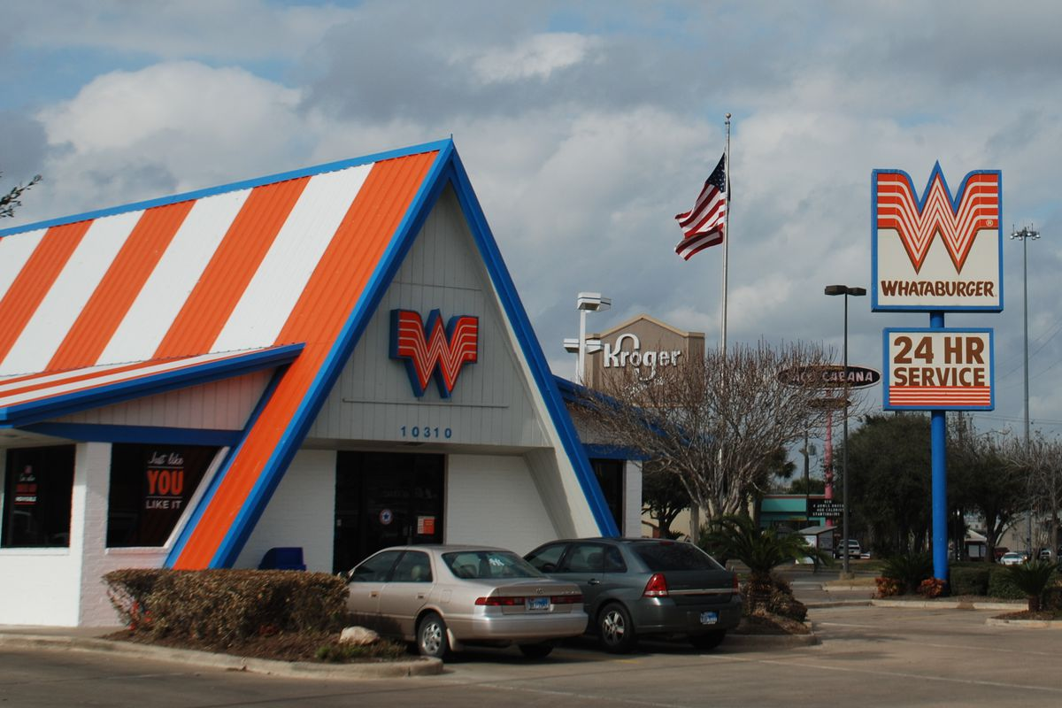 59 rows· Whataburger in Houston, Texas: complete list of store locations, hours, holiday hours, .