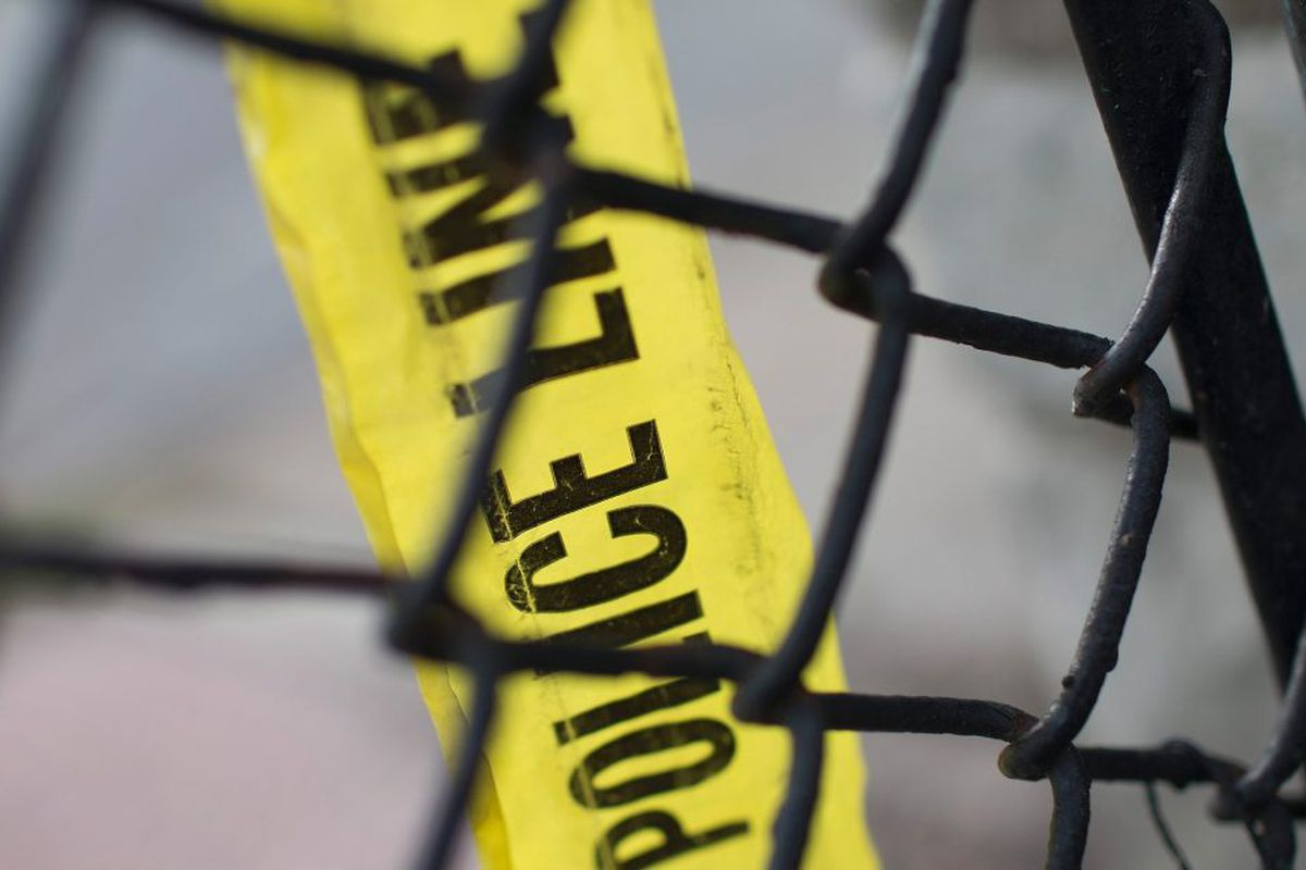A man shot two people in the 5500 block of North Monitor Avenue.