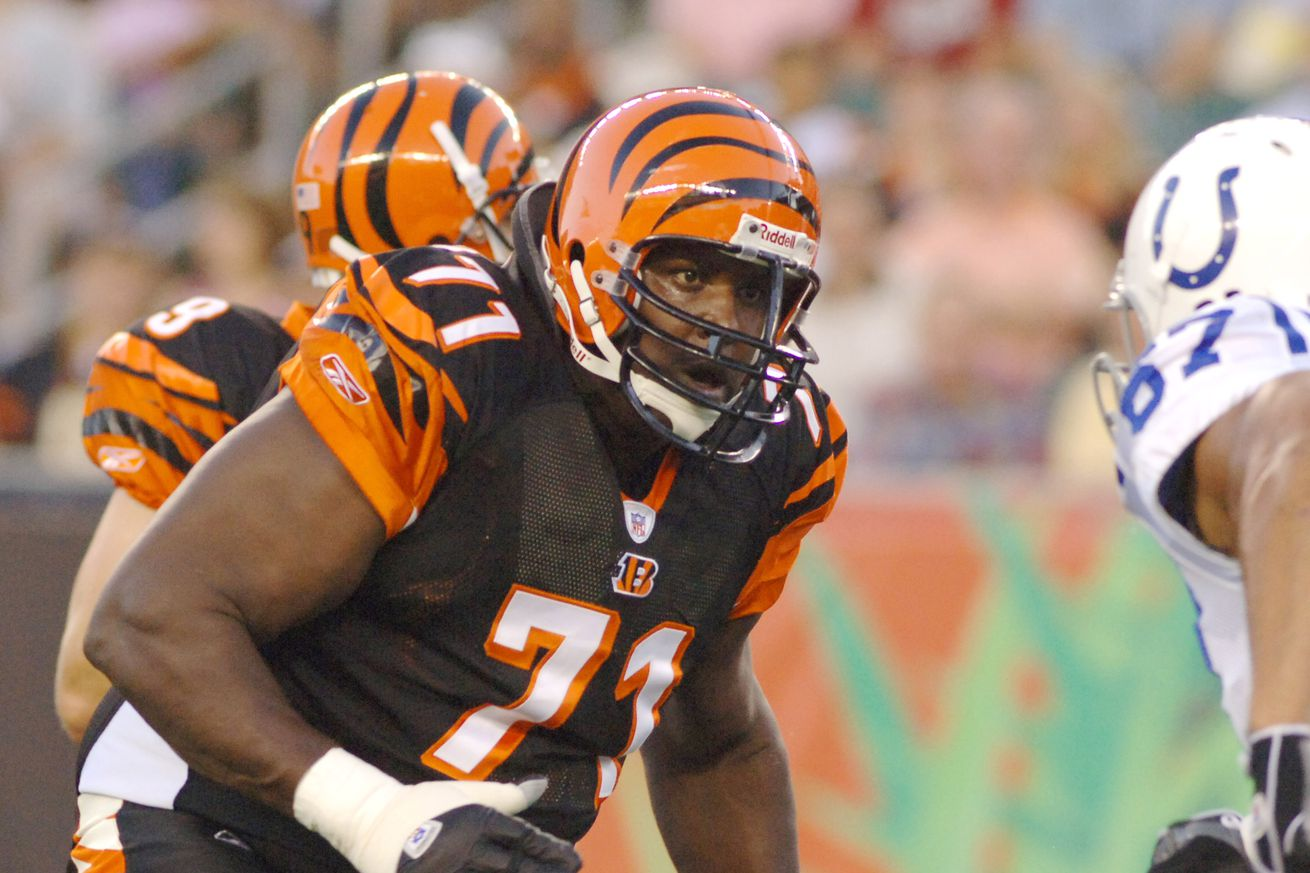 Top 10 Bengals in the Marvin Lewis era: No. 5, Willie Anderson