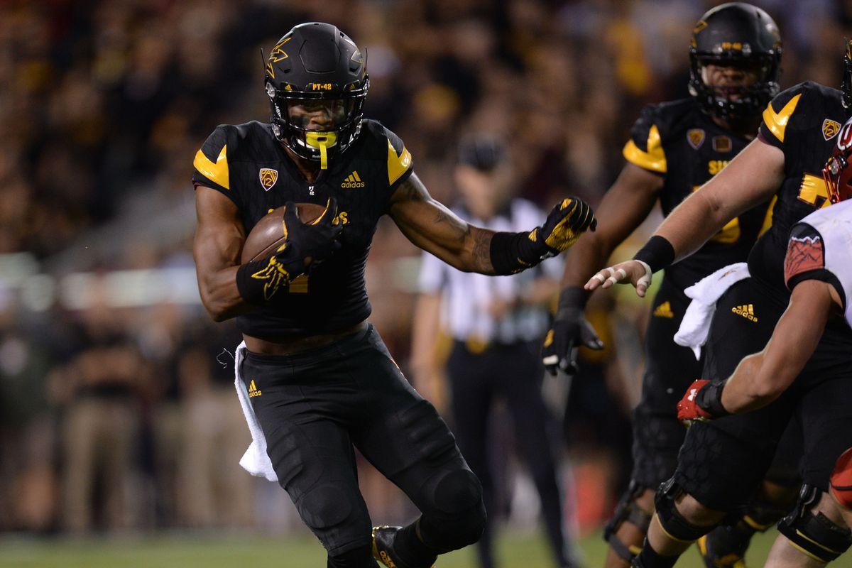 NCAA Football: Utah at Arizona State
