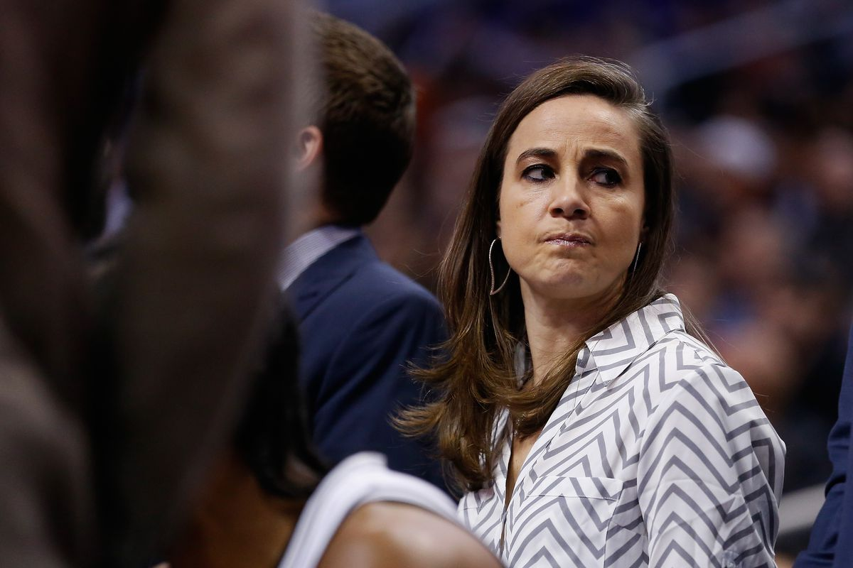 Becky Hammon a 'top candidate' for Colorado State job