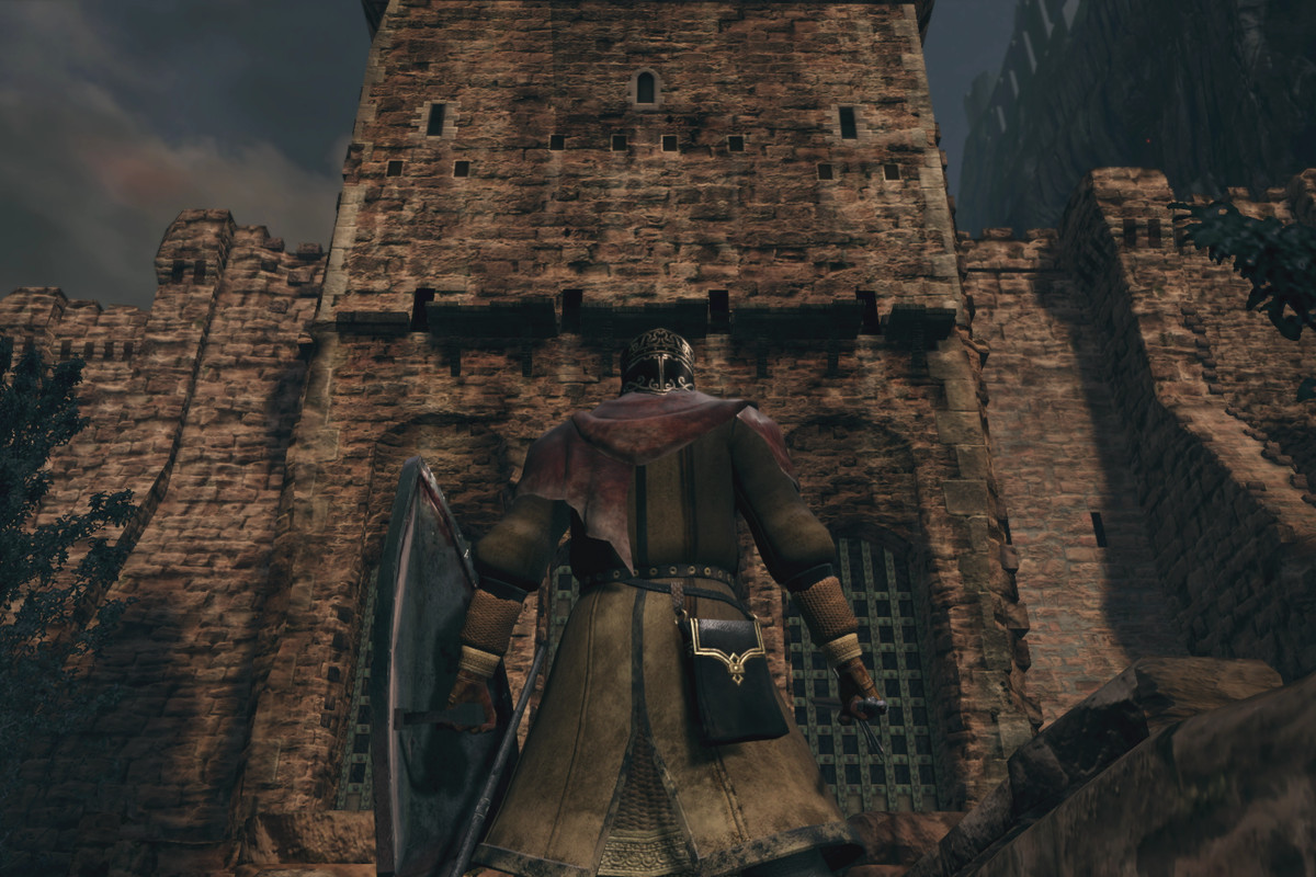 Dark Souls Remastered: Sen\'s Fortress map - Polygon