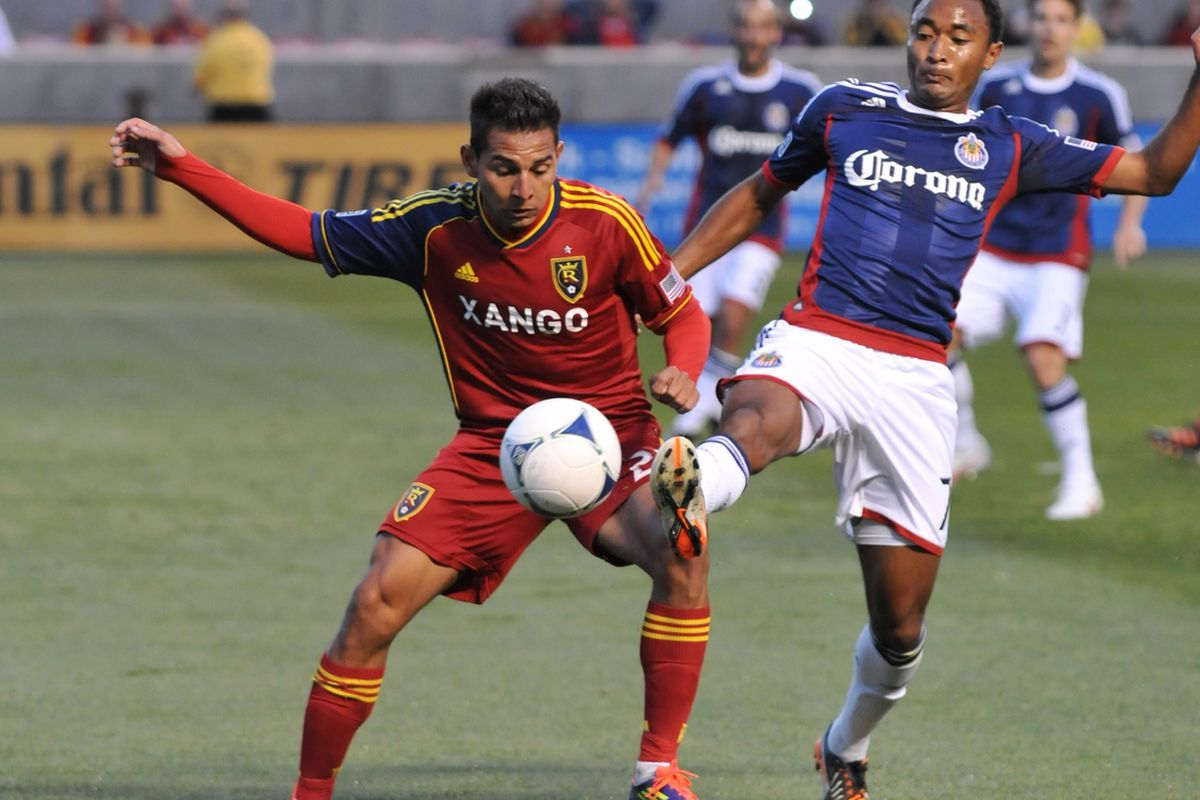 Chivas will look to get another result against Real Salt Lake Saturday (Photo Credit: Denzel Eslinger)