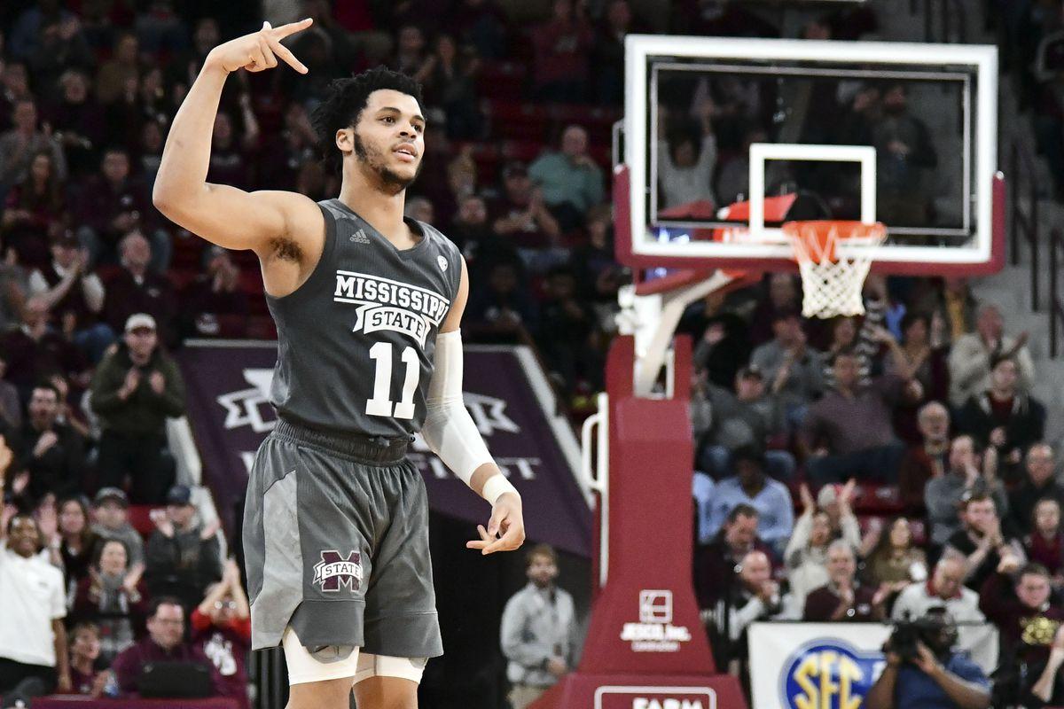 NCAA Basketball: Cincinnati at Mississippi State