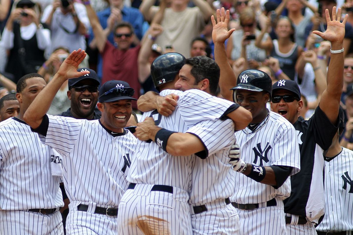 Was Jeter's 3,000th hit the top moment in Yankees history?