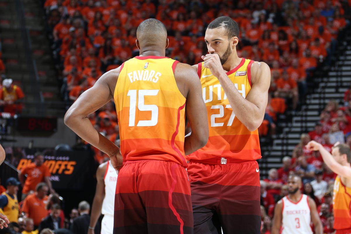 Houston Rockets v Utah Jazz - Game Three