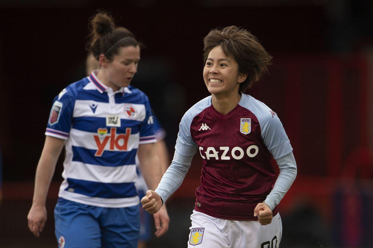 Aston Villa Women v Reading Women - Barclays FA Women's Super League