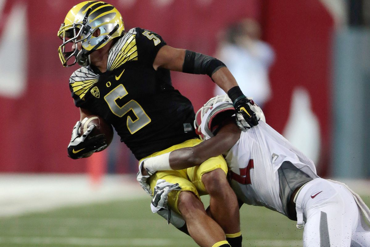 Devon Allen and special teams play is going to play a big part.